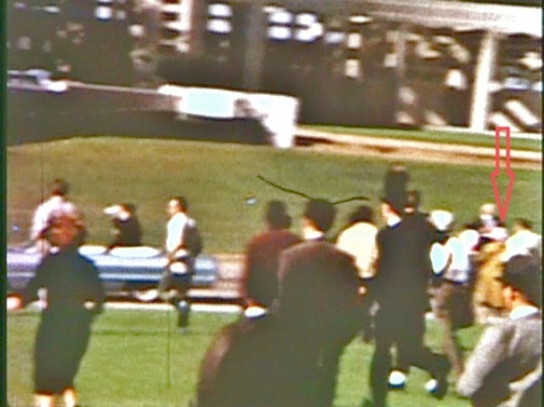 Death In Dealey Plaza-418-Nix film - Babushka Lady