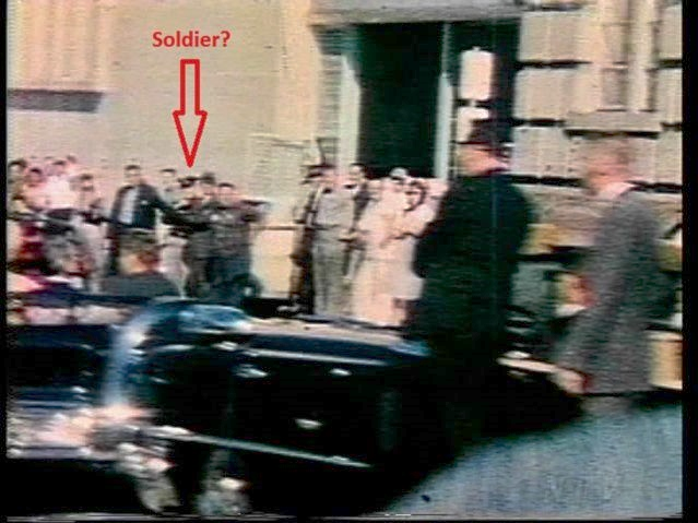 The Assassination Film-10-Nix film-Soldier, maybe